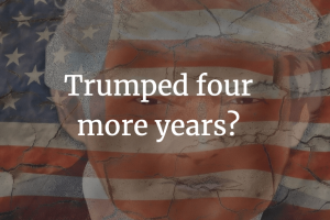 Trumped four more years